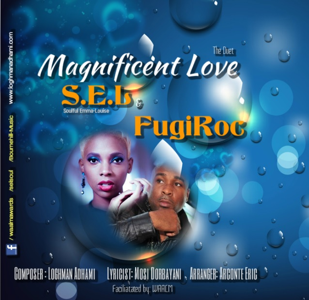 Magnificent love Cover
