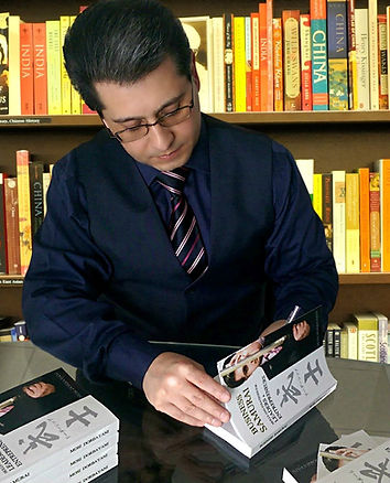 Mosi's Book Signing Event, Barnes & Noble, NY, USA