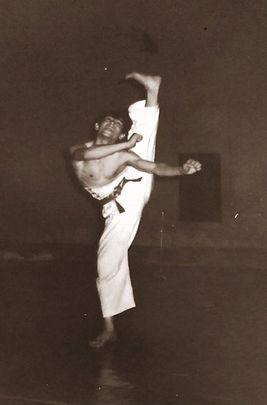 Mosi Dorbayani in early 1980s