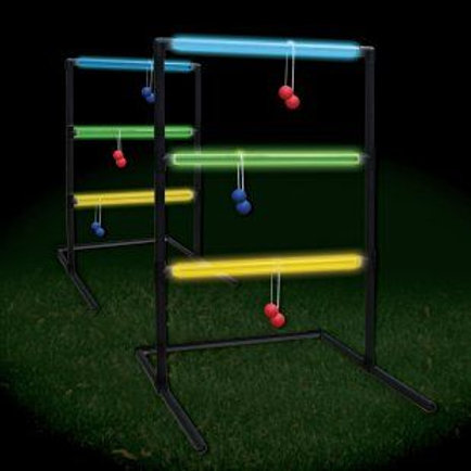 LED Ladderball Game Rental