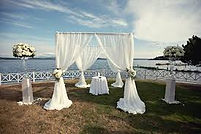 Sheer Weddig Tent Rental