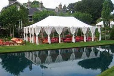 30 x 40 Frame Tent Rental