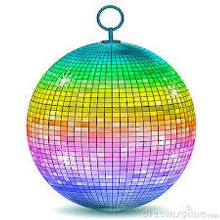 Disco Ball Party Rental