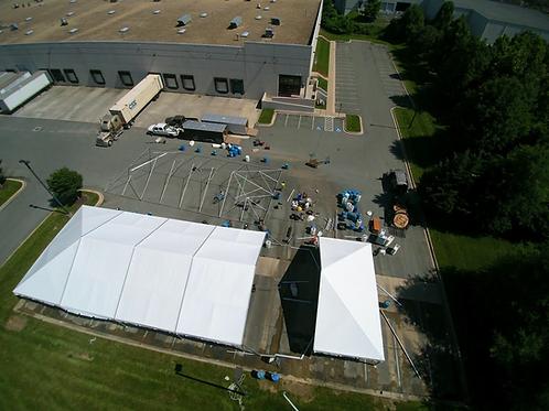 Disaster Relief Tent Rentals