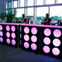 LED Circle Bar 187