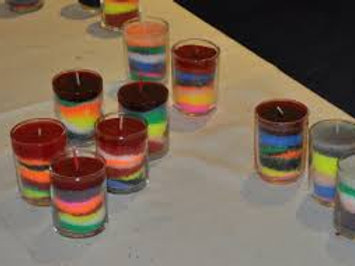 Candle Art Novelties For Hire