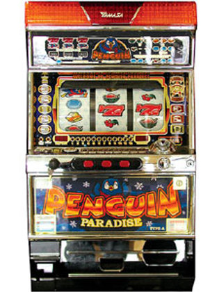 Slot Machine Rental