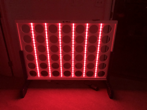 LED Giant Connect Four Rental