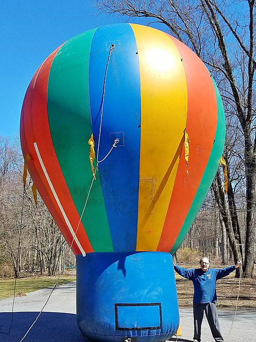 Inflatable Advertising Balloon Rental
