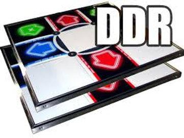 Dance Dance Revolution Arcade Game Rental