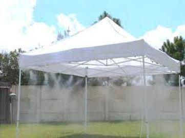 Mist Tent Rental