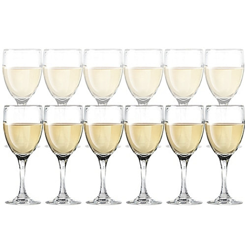 Wine Glasses Party Rental