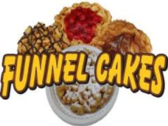Funnel Cake Concession Rentals