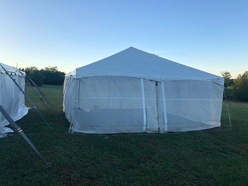 Mesh Tent Sidewall Rentals