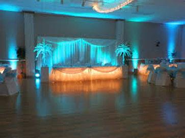 Wedding LED Accent Table Decor Rental Ideas