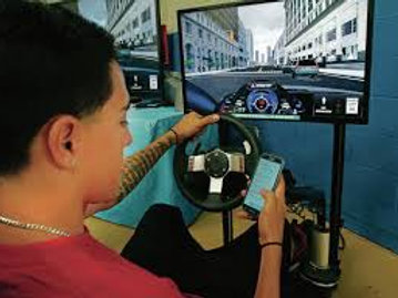 Virtual Reality Text & Drive Simulator Rental