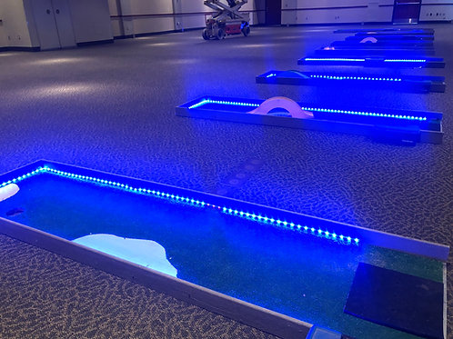 LED Mini Golf Course Rental