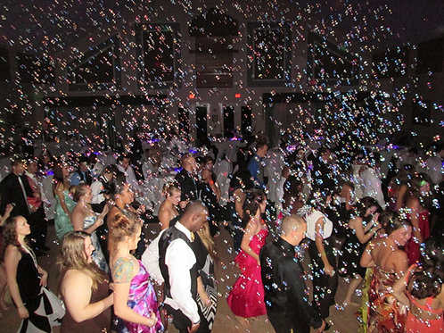 Special Effect Bubble Machine Party Rental