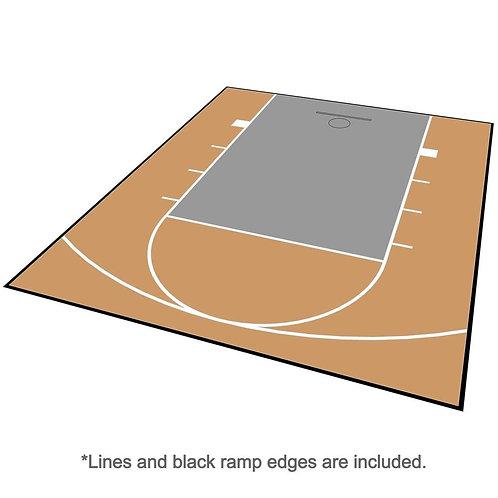 Portable Basketball Court Rental