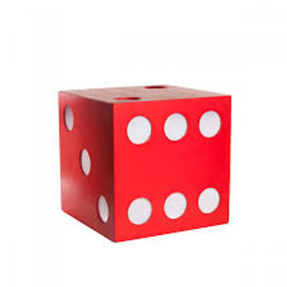 LED Casino Giant Dice For Rent