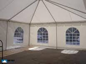 Window Tent Sidewall Rentals