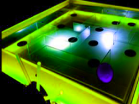 LED Labyrinth Game Rental