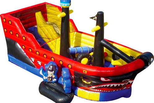 Inflatable Pirate Moonbounce Rental