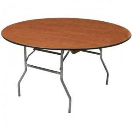"60"" Round Table Rentals"