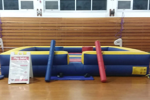 Inflatable Gladiator Jousting Rental