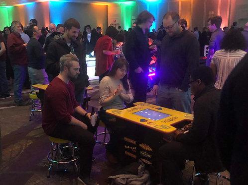 PAC-MAN Arcade Game Rental 2 Player System