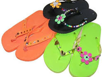 Party Novelties For Rent Flip Flops
