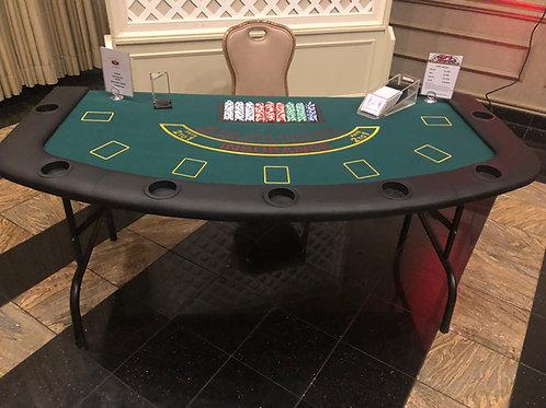 Blackjack Table Rental