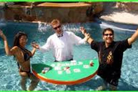 Blackjack Table Rental Water Game
