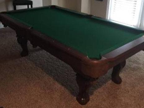 Billiard Pool Table Rental