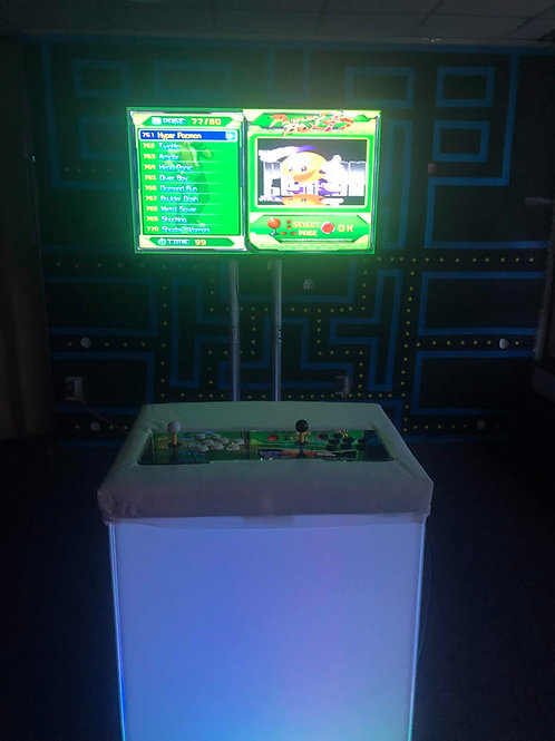 LED Multi Arcade Game Rental