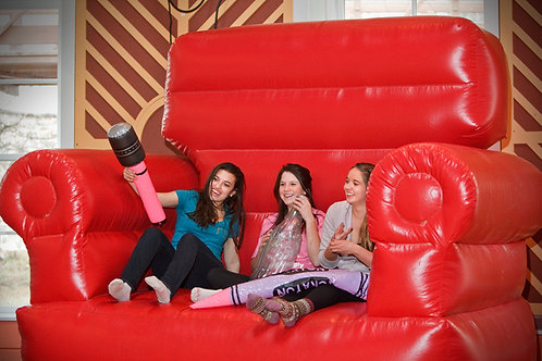 Giant Chair Event Photo Novelty