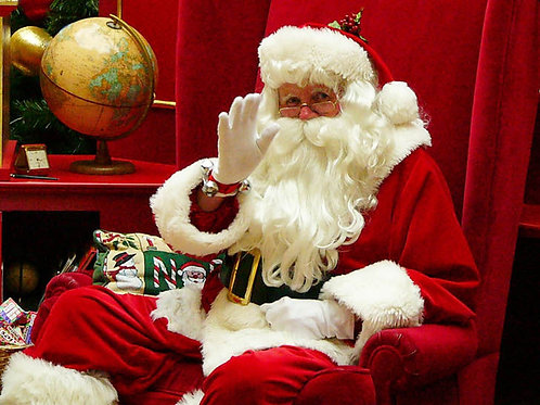 Hire Santa Clause Rent A Holiday Character For Hire