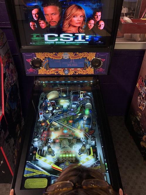 led rental, led pinball machine, led games, pinball games, rent pinball machine