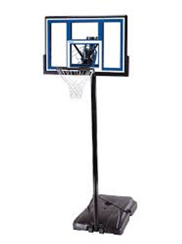 Basketball Goal Party Rental