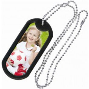 Event Photo Novelty Dog Tags