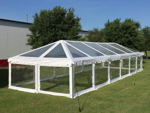 Clear Tent Sidewall Rentals