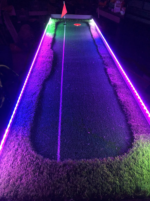 LED Golf Game Rental