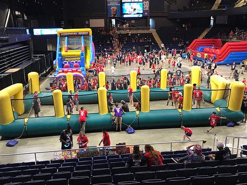 Inflatable Human Foosball Rentals