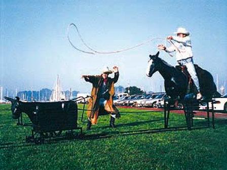 Rodeo Roper Carnival Game Rental