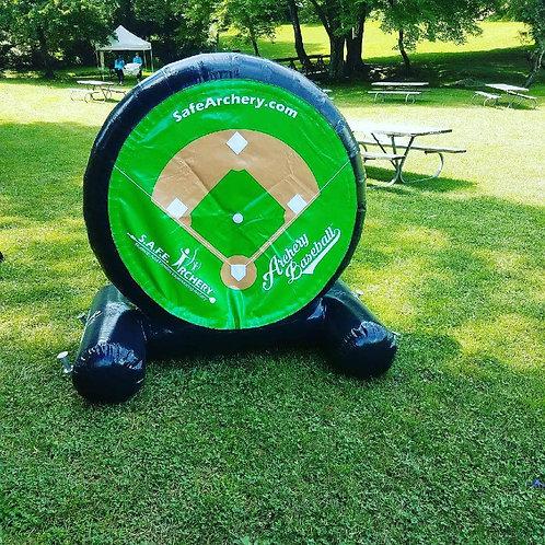 Baseball Archery Game Rental