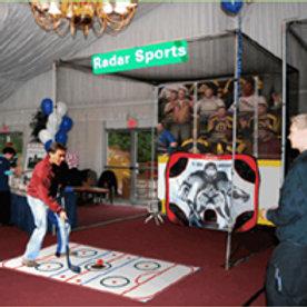 Hockey Game Rental Speed Radar