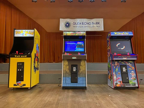 Multi Arcade Game Rental