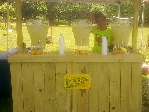 Fresh Lemonade Concession Stand Rental