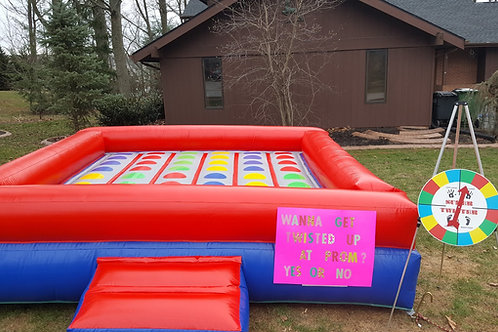 Giant Inflatable Twister Rental