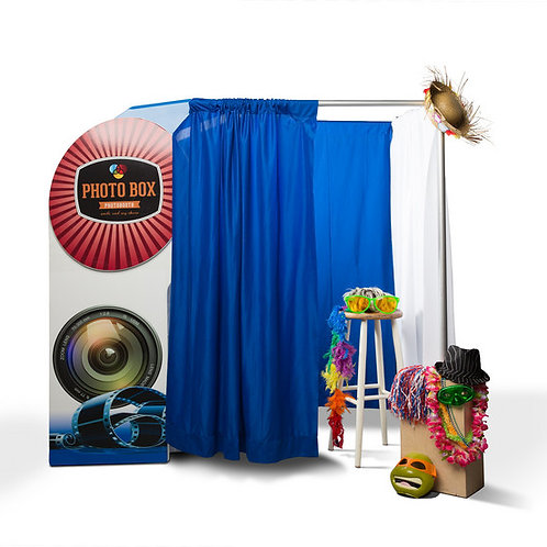 Arcade Photo Booth Rental